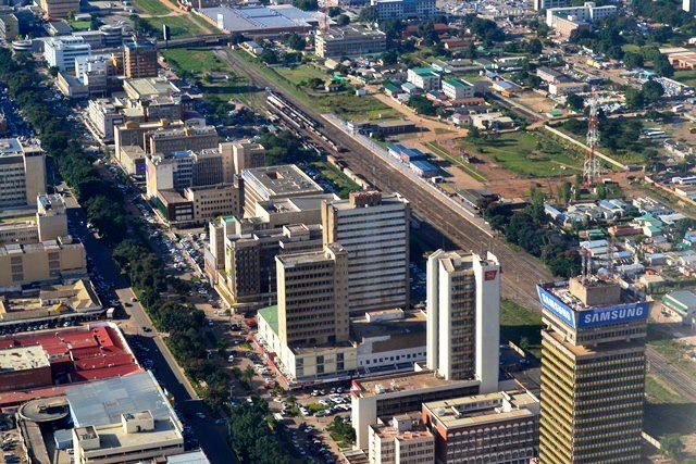 مدينة لوساكا الرائعة