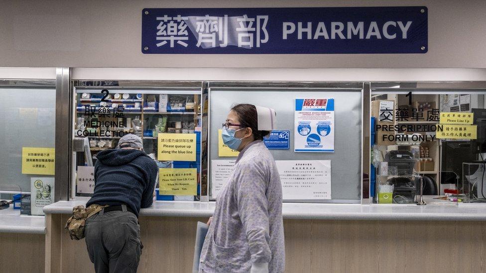 الأدوية المتاحة حاليا هي مسكنات للأعراض