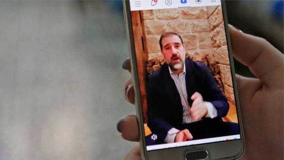 يقول رامي مخلوف إنه عرض دفع الضرائب المتأخرة