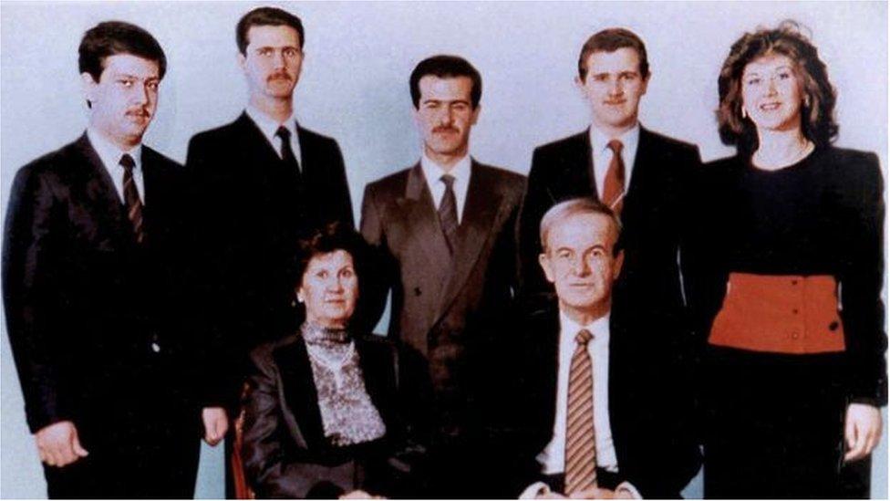 لعائلة الأسد تاريخ من الانشقاقات