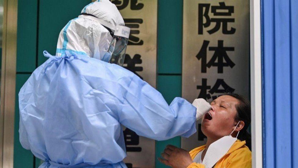 اختبارات الكشف عن فيروس كورونا