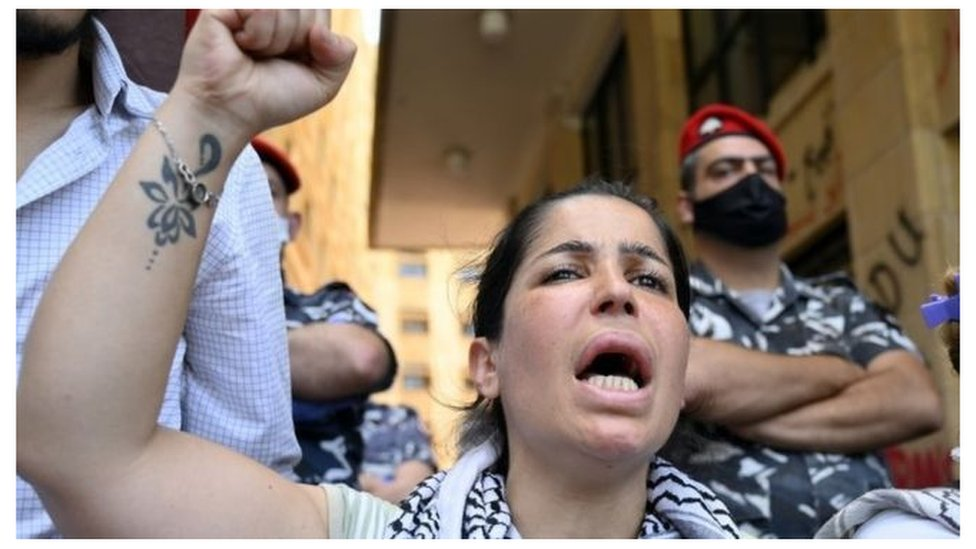 شهد لبنان احتجاجات مناهضة للحكومة لشهور