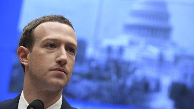 مارك زوكربيرغ، مؤسس فيسبوك