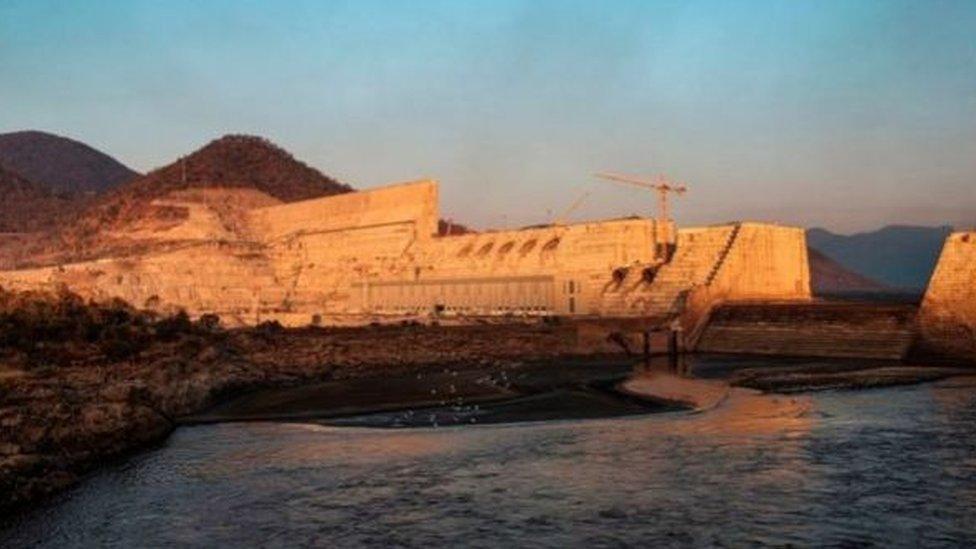 كانت إثيوبيا قد أعلنت عدم التوصل إلى اتفاق مع مصر بشأن سد النهضة