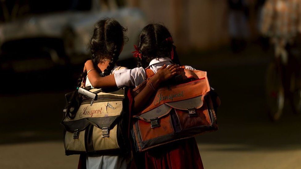 فتيات من الهند