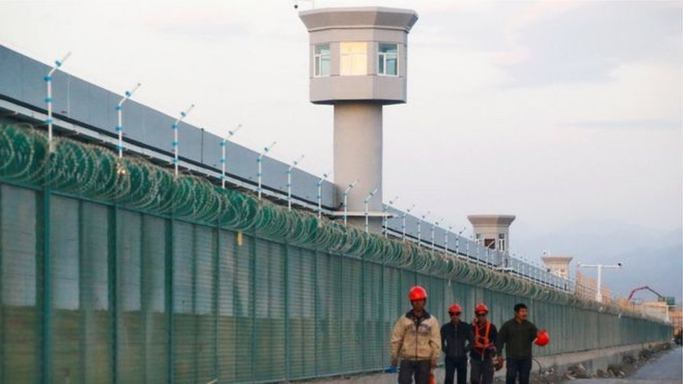الصين تقول إن معسكرات الاعتقال هي إجراء ضروري ضد الإرهاب