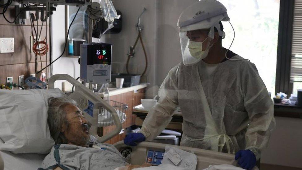 مستشفى في كاليفورنيا