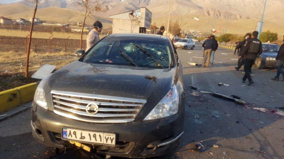 موقع الحادث