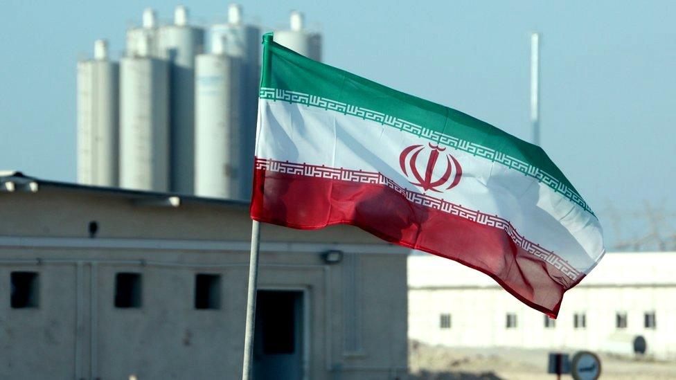 محطة بوشهر النووية الإيرانية، 10 نوفمبر/تشرين الثاني 2019