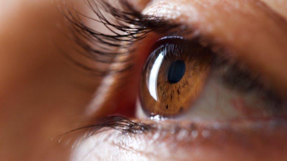 صورة لعين