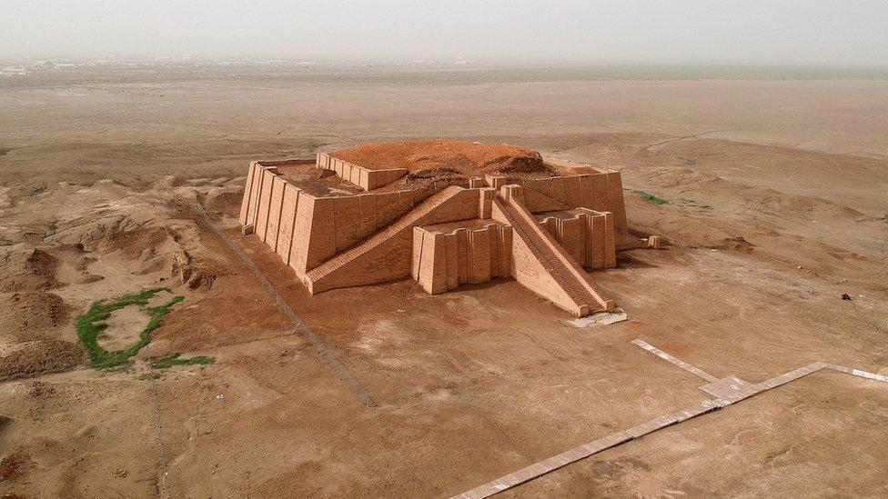 مدينة أور الأثرية