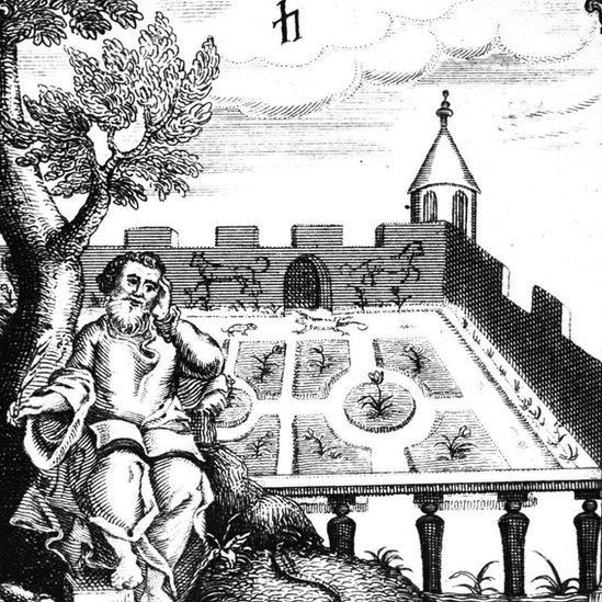صورة لكتاب بيرتون الذي نشر في 1621