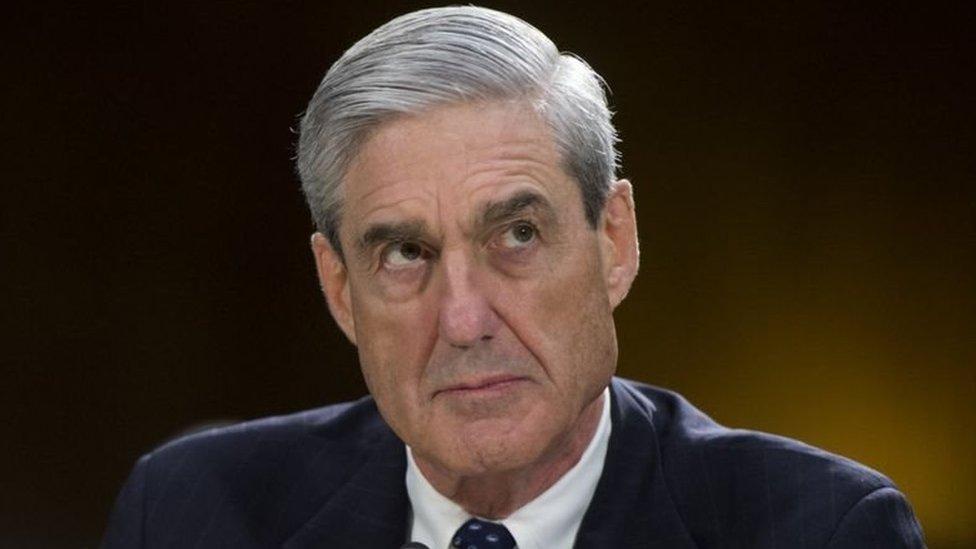 تقرير مولر جاء بعد تحقيقات استمرت على مدار نحو عامين
