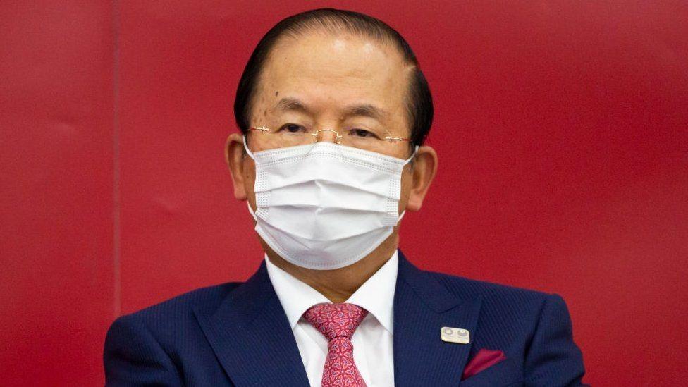 رئيس ألعاب طوكيو 2020 توشيرو موتو
