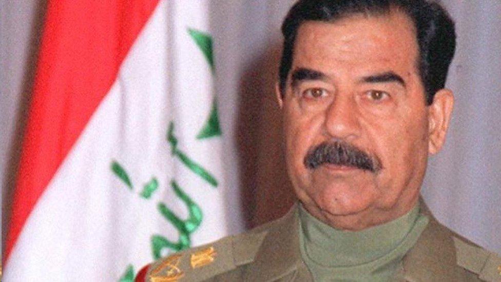 كان الهدف طرد قوات صدام حسين من الكويت
