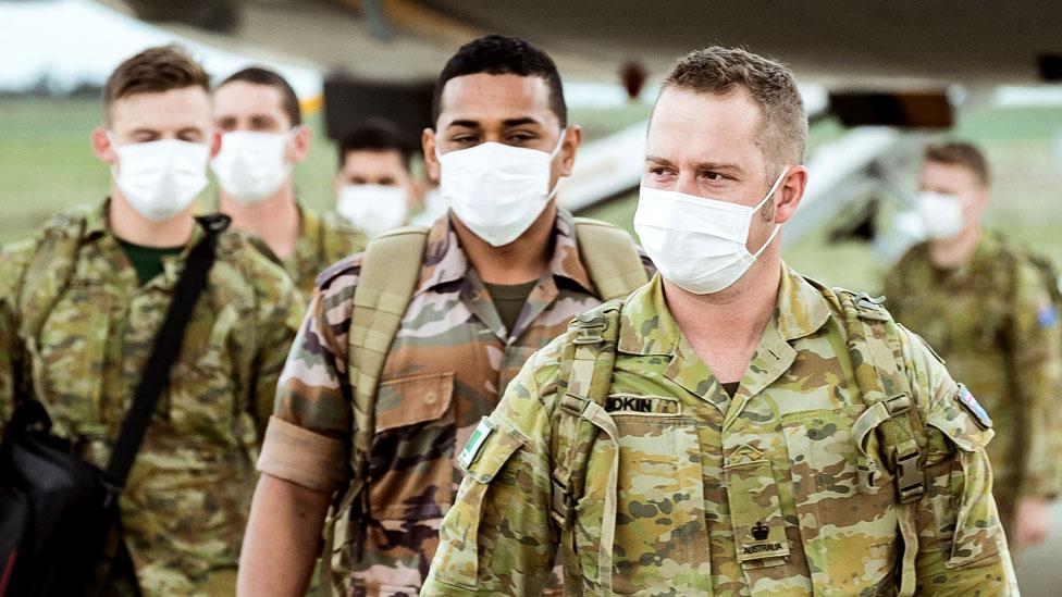 الجيش الاسترالي