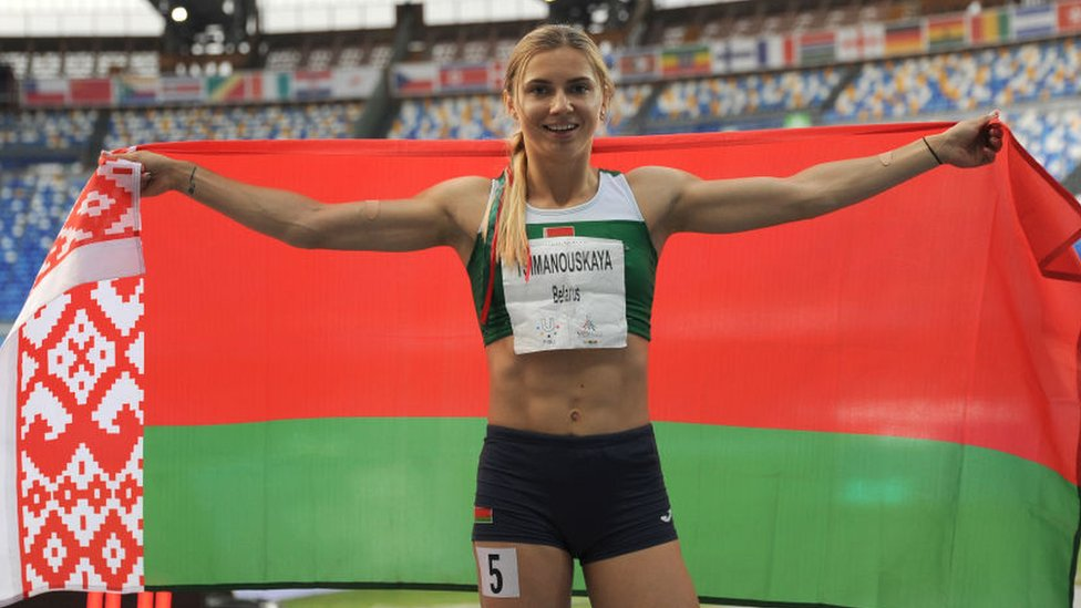 كريستينا تيمانوسكايا