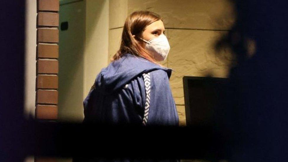 منحت العدّاءة فيزا إنسانية من بولندا قبل أن تسافر إلى فيينا